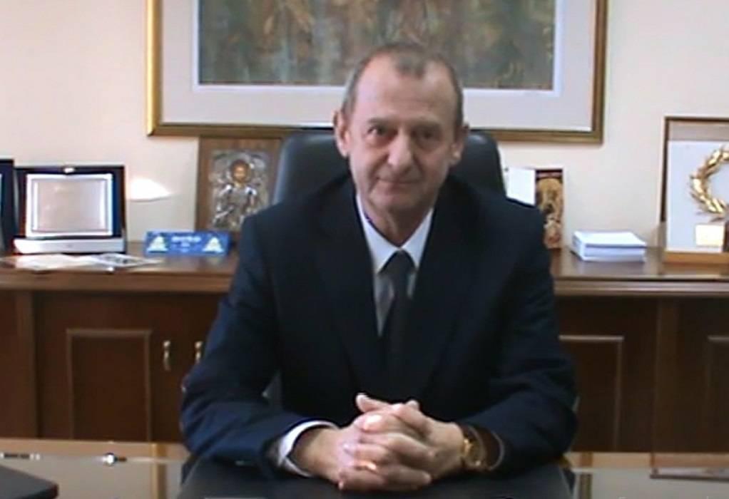 Συγχαρητήρια Χατζηχριστοδούλου στον νέο διοικητή της Πυροσβεστικής