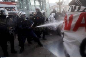 Αθήνα: Επεισόδια με χημικά σε σταθμό μετρό