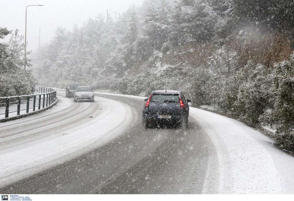 Μήδεια – Ρέθυμνο: Διακοπή κυκλοφορίας σε οδικές αρτηρίες