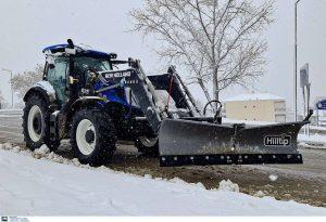 Παραμένουν ο παγετός και οι χαμηλές θερμοκρασίες σε Έβρο και Ροδόπη