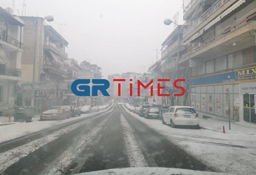 Θεσσαλονίκη: Ποιοι δρόμοι είναι κλειστοί