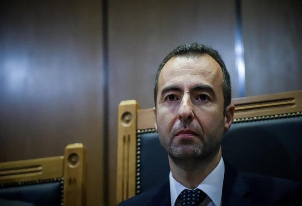 Τι απαντά ο πρόεδρος της Ένωσης Δικαστών-Εισαγγελέων για την ανακοίνωση υπέρ Κουφοντίνα