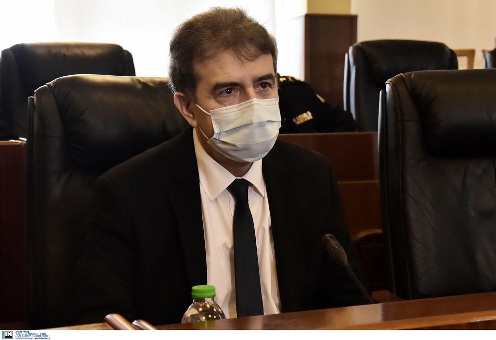 Συνάντηση Χρυσοχοΐδη με την επικεφαλής του ελληνικού γραφείου Ύπατης Αρμοστείας ΟΗΕ