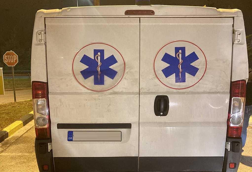 Πιερία: Κυκλοφορούσε με «μαϊμού» ασθενοφόρο (ΦΩΤΟ)
