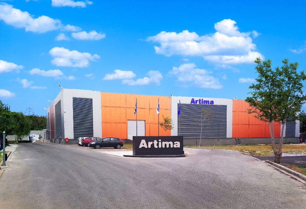 «Artima»: Αύξηση τζίρου και επενδύσεις χωρίς ευρώ επιδότησης