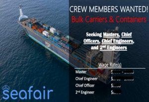 Seafair: Δύο Θεσσαλονικείς έβαλαν πλώρη για τη διεθνή ναυτιλία