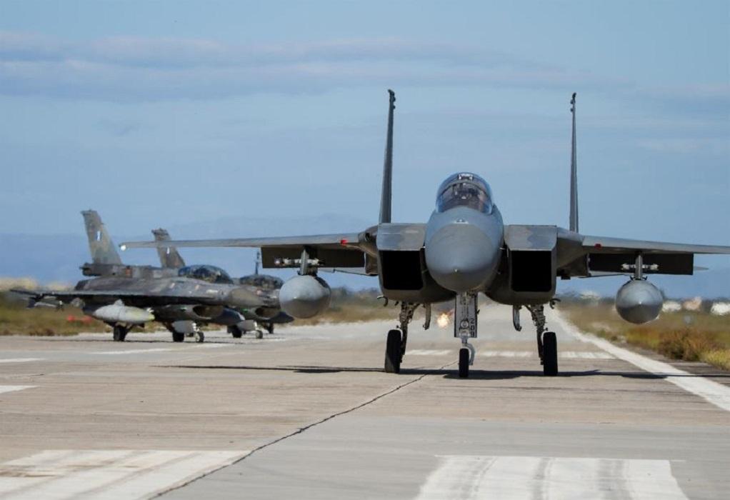Ολοκληρώθηκε η διμερής άσκηση των Ενόπλων Δυνάμεων με τη Σαουδική Αραβία
