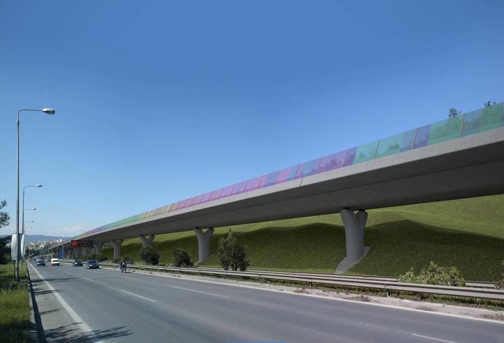 Καραμανλής: Δώσαμε λύση για το μετρό Θεσ/νίκης, εμβληματικό το flyover