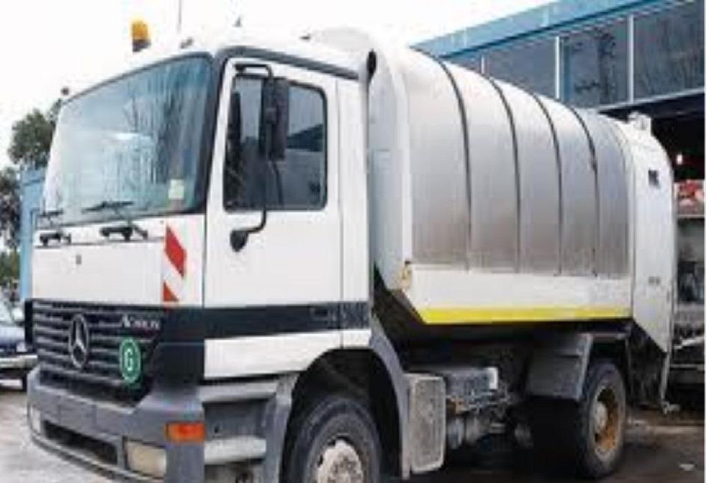 Χαλκίδα: Ανήλικοι έκλεψαν πετρέλαιο από απορριμματοφόρο