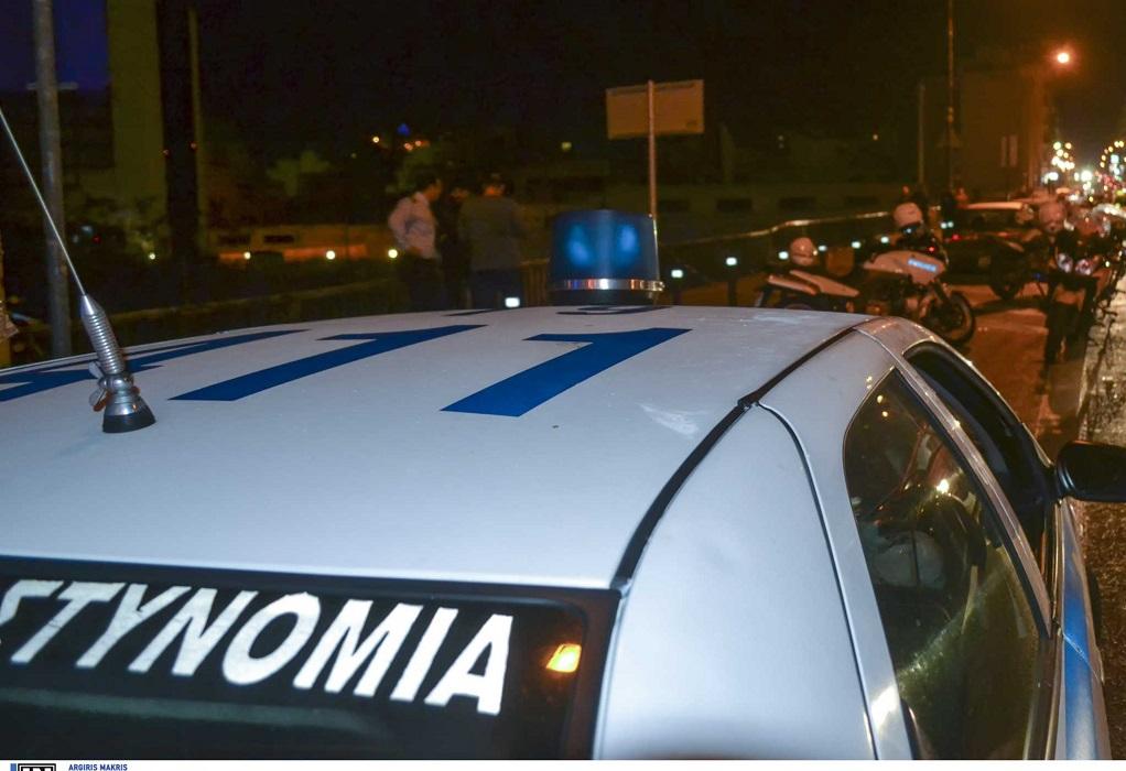 Ένταση στην Πανόρμου και επίθεση σε αστυνομικούς (VIDEO)