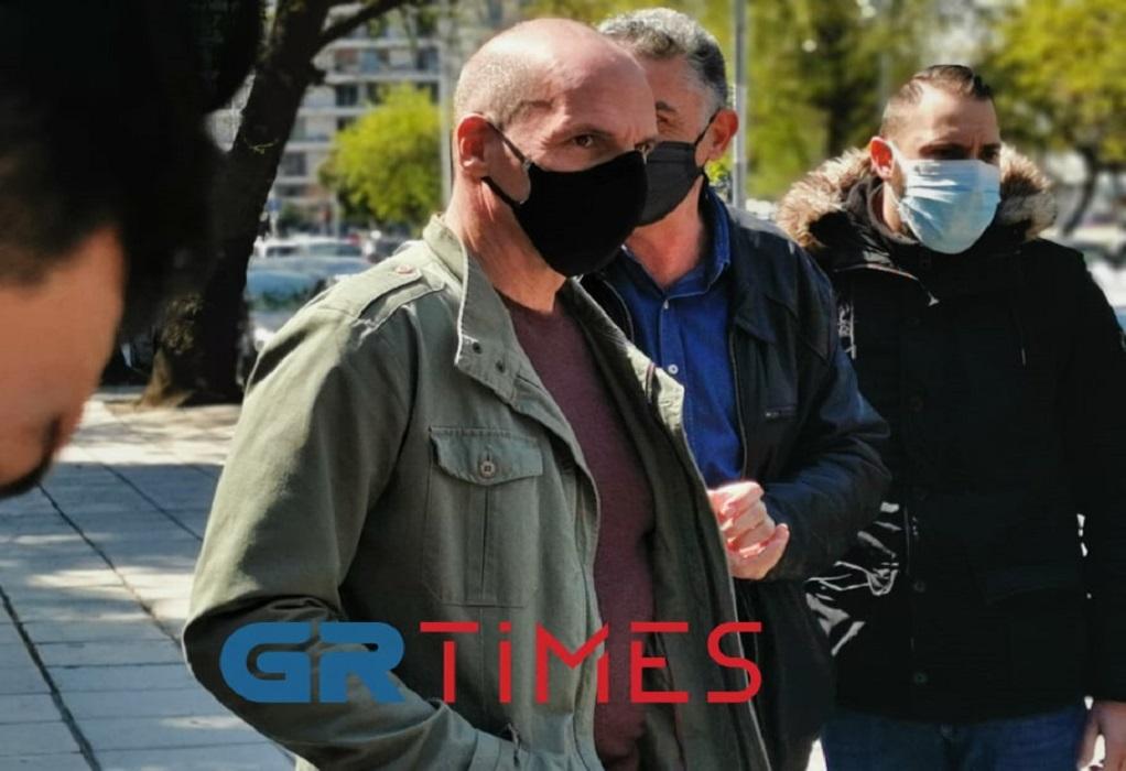 Βαρουφάκης: «Συνεταιράκια» ΝΔ-ΣΥΡΙΖΑ (ΗΧΗΤΙΚΟ)