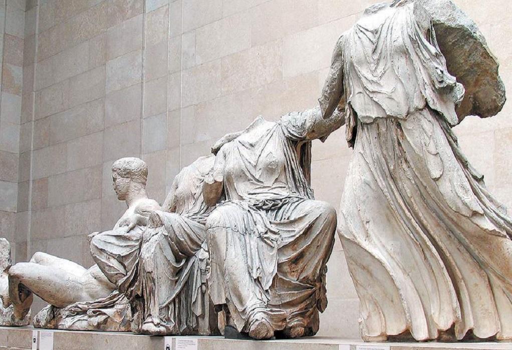 Λ. Μενδώνη: Το Βρετανικό Μουσείο δεν πληροί τις ασφαλείς συνθήκες έκθεσής των Γλυπτών του Παρθενώνα