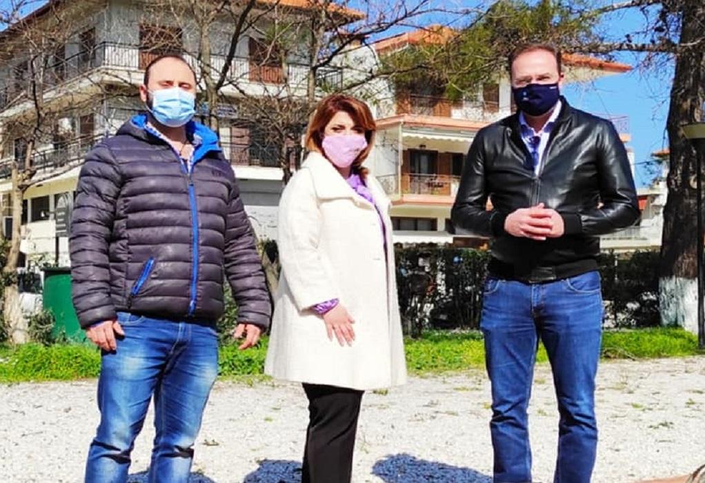 Δήμος Αριστοτέλη: «Στηρίζουμε την κυκλική οικονομία»
