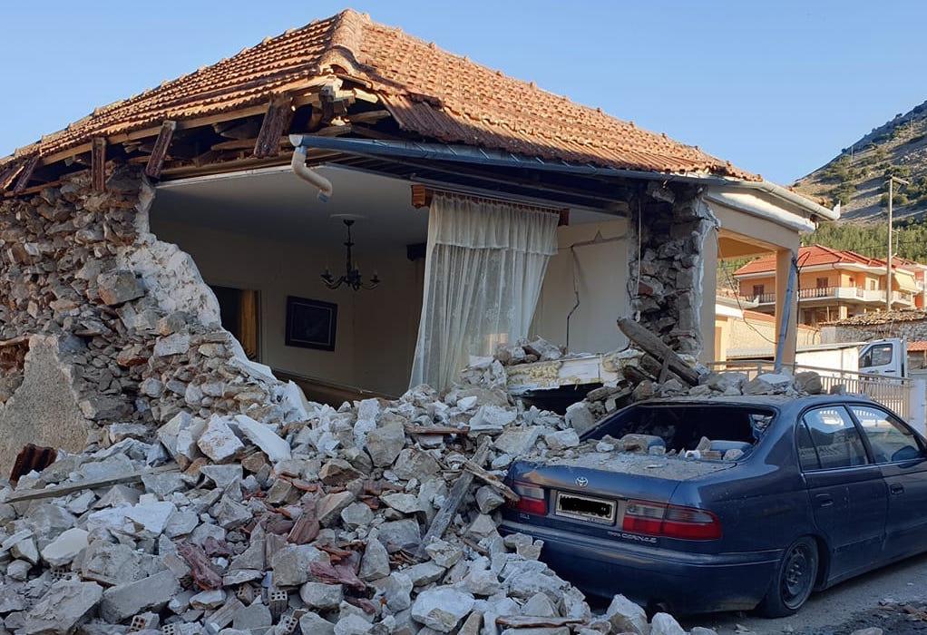 Πρόεδρος Δαμασίου στο GRTimes: Ακατάλληλα τα 60 από τα 80 σπίτια του χωριού