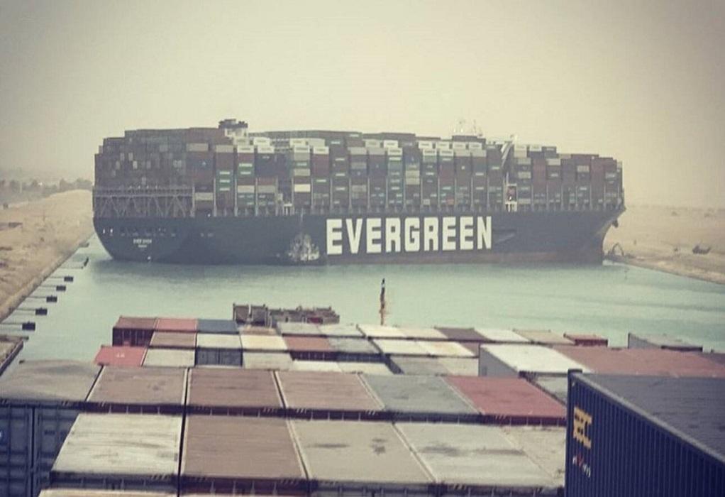 Αίγυπτος: Αξιώνει αποζημίωση πάνω από 900 εκατ. δολάρια από το Ever Given