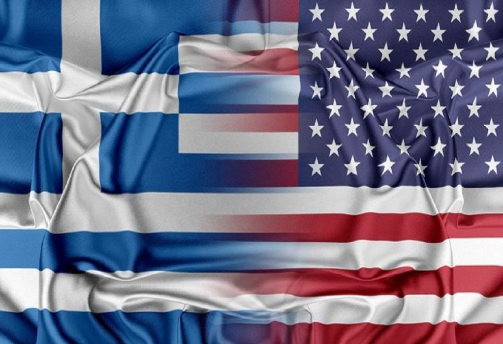 Ελλάδα και ΗΠΑ στρατηγικοί εταίροι για την ευημερία στην Ανατολική Μεσόγειο