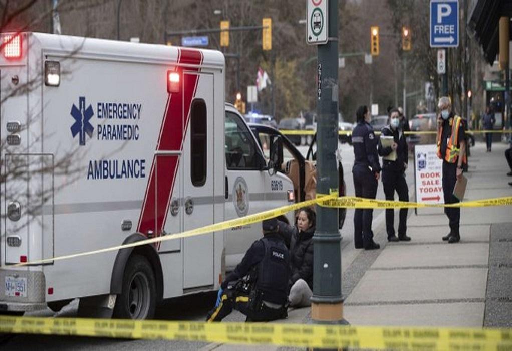 Καναδάς: Nεκρή και τραυματίες σε επίθεση με μαχαίρι (VIDEO)