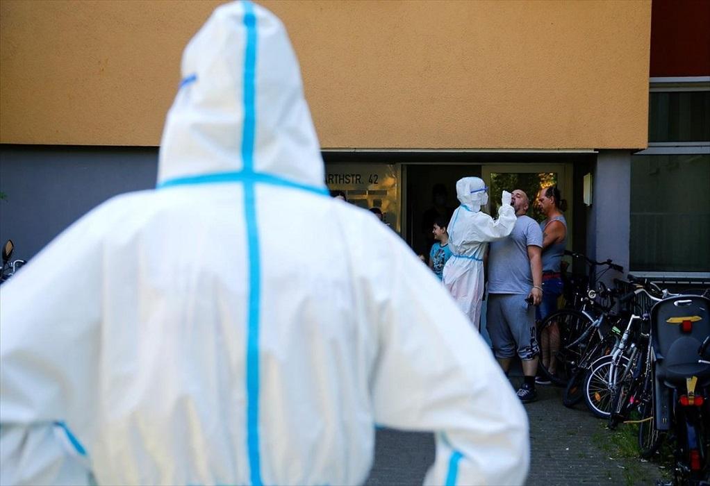 Γερμανία: 71 θάνατοι εξαιτίας της COVID-19