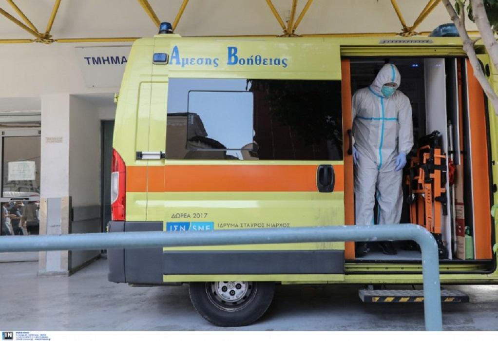 Κορωνοϊός: Στα 2.801 τα νέα κρούσματα – Υψηλός αριθμός διασωληνωμένων