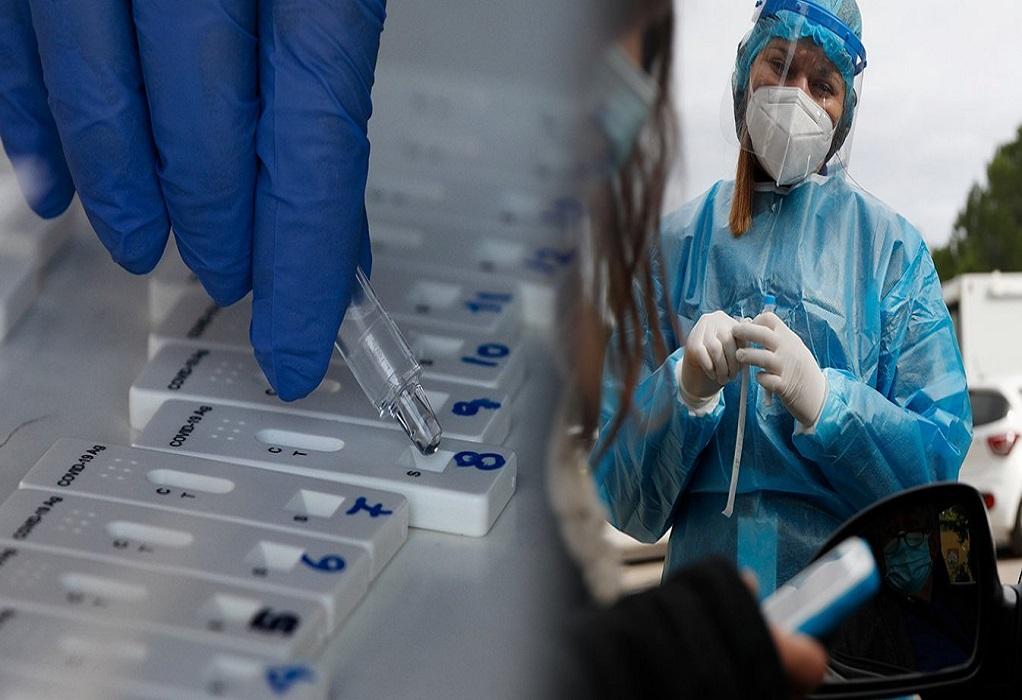 Μειώνεται η θετικότητα – Αδικαιολόγητη η χαλάρωση απέναντι σ' έναν ιό που παραμονεύει