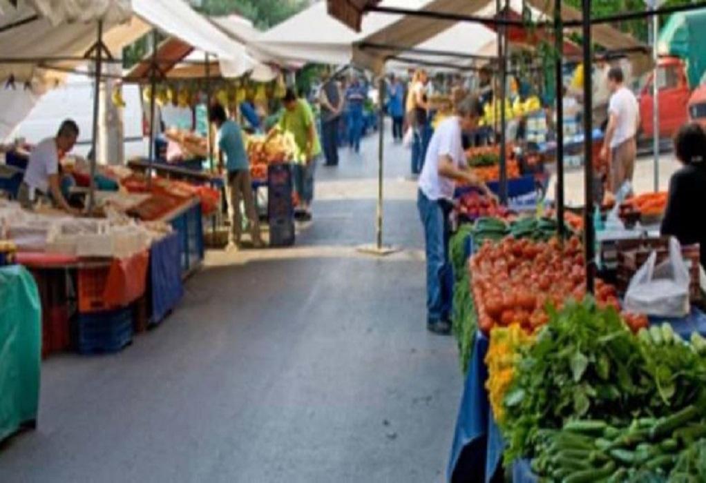 «Ομόνοια»: Η λειτουργία του delivery στις λαϊκές αγορές δεν σημαίνει εκσυγχρονισμός