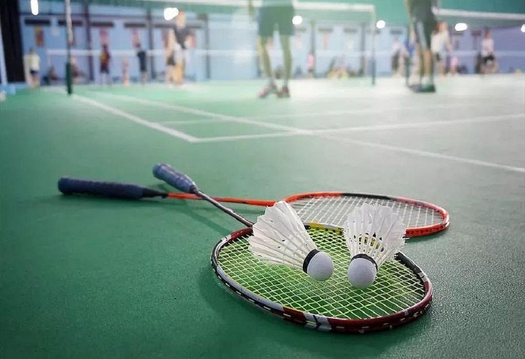 Το μπάτμιντον εντάσσεται στην ομοσπονδία του τένις με απόφαση Αυγενάκη