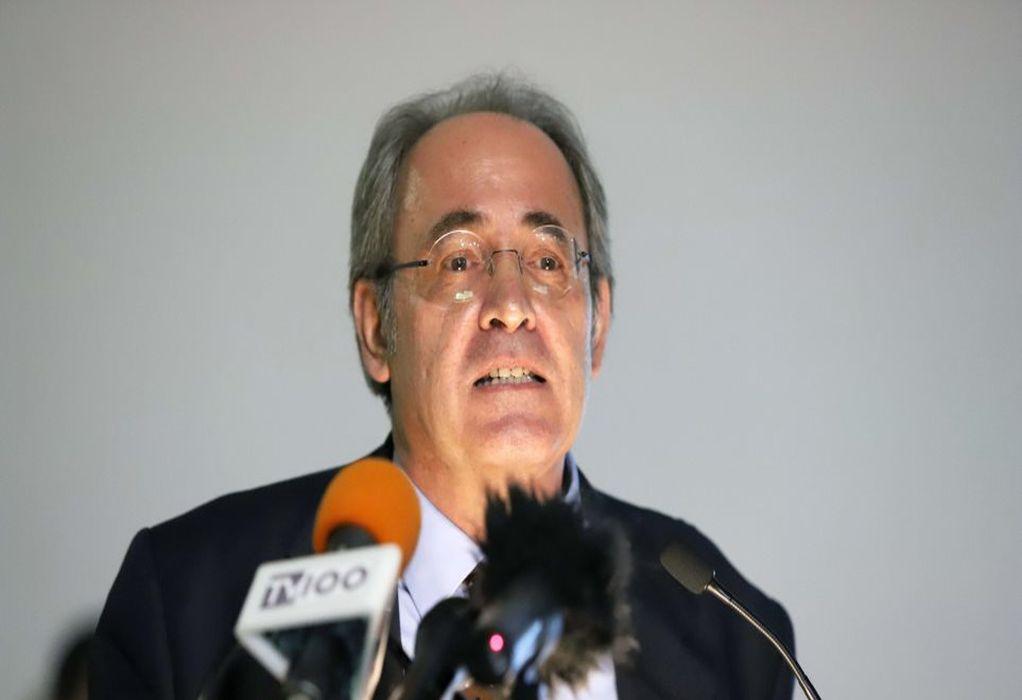 Γ. Μυλόπουλος: «Εμπρηστής είναι ο νόμος» (VIDEO)