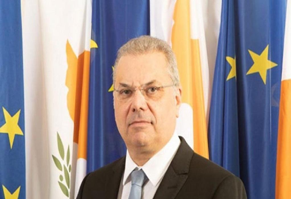 Κύπρος: Στην Αθήνα μεταβαίνει αύριο ο YΠΕΣ Νουρής