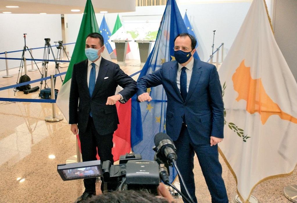 Χριστοδουλίδης: Καθοριστικός ο ρόλος της ΕΕ για το Κυπριακό