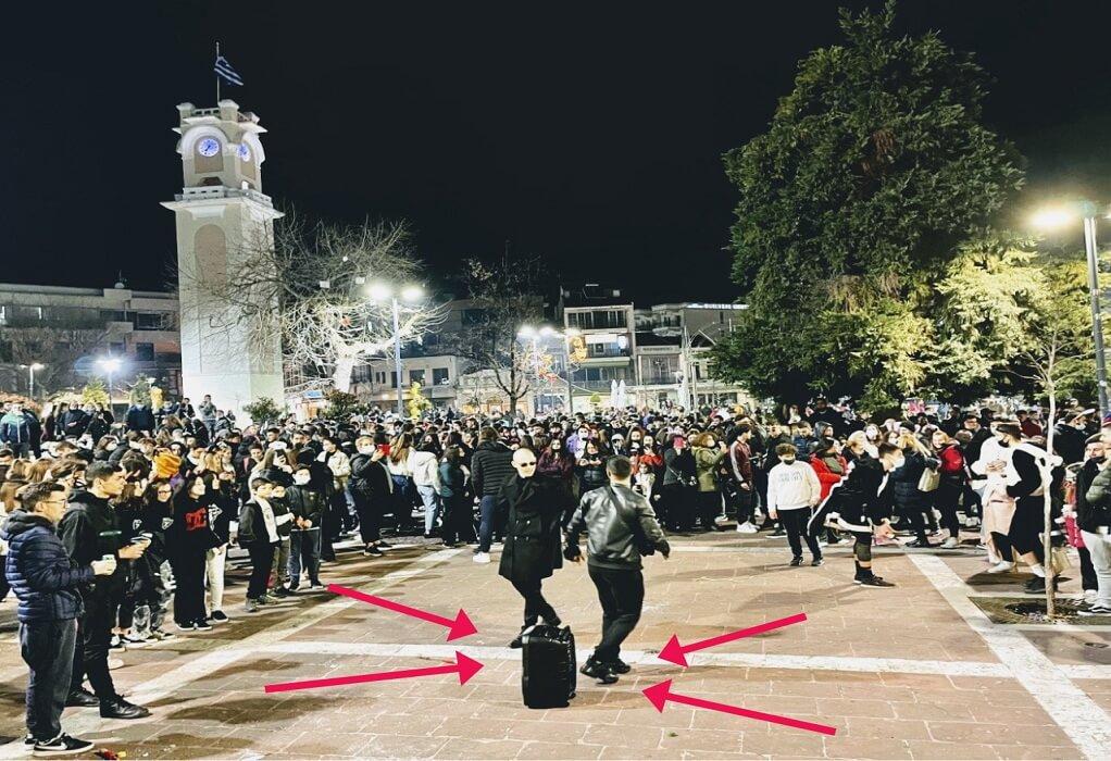 Αποκριάτικο πάρτι στην Ξάνθη: Πάνω από 500 άτομα νεολαία– Τι λέει στο GRTimes.gr ο πρόεδρος του ΚΠΔΞ