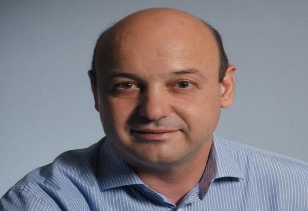 Έφυγε από τη ζωή ο δημοσιογράφος Παναγιώτης Νεστορίδης