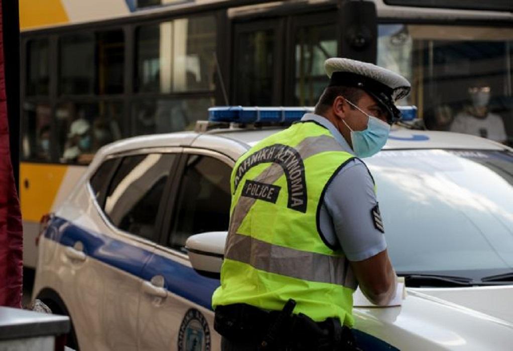 Έλεγχοι covid: Πόσα πρόστιμα «έπεσαν» χθες στη Θεσσαλονίκη