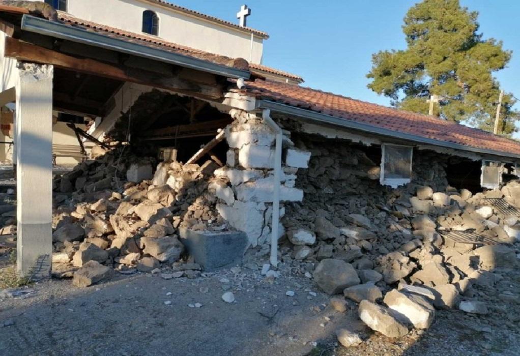 Μ. Σκορδίλης: Σε φυσιολογικά πλαίσια η σεισμική ακολουθία στη Θεσσαλία