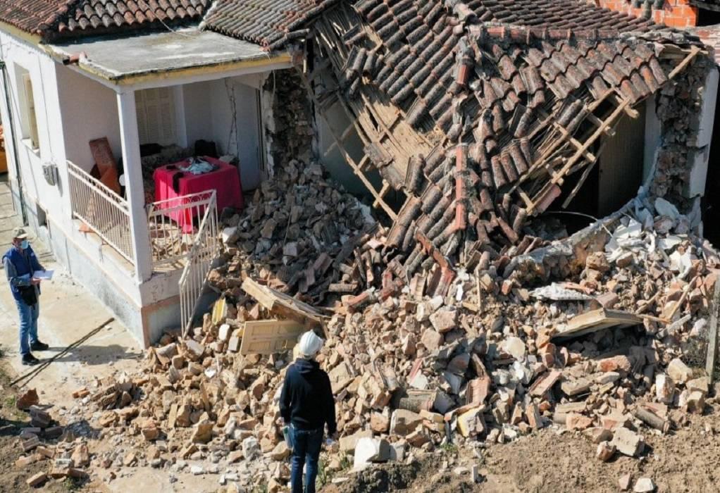 ΕΝΦΙΑ: Τρία χρόνια απαλλαγή για τους σεισμόπληκτους σε Θεσσαλία και Β. Αιγαίο