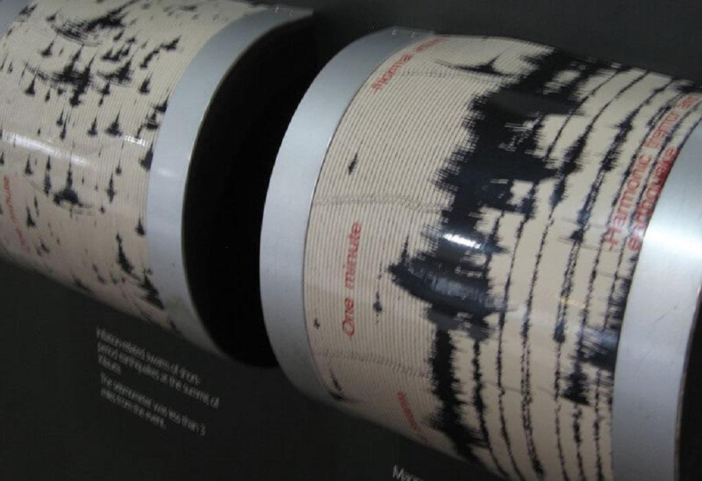 Σεισμική δόνηση 4,5 Ρίχτερ νότια της Νισύρου