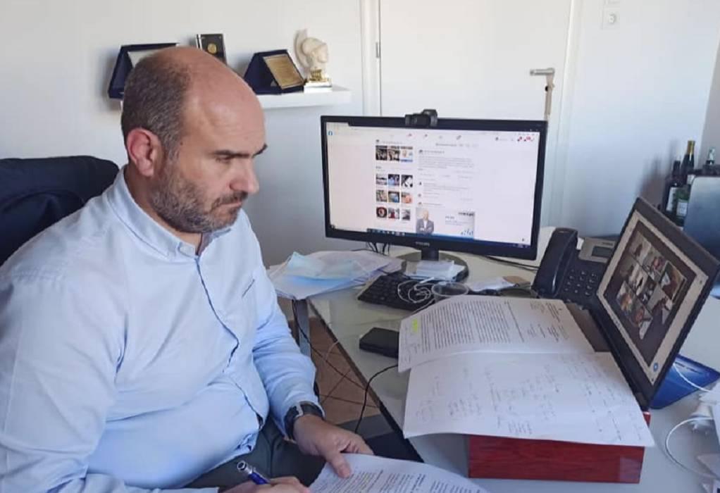 Μαρκόπουλος: Στο 10ο τεστ επιβεβαιώθηκε ως κρούσμα