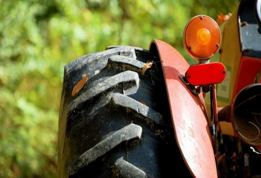 Σέρρες: Έκλεψαν το τρακτέρ του φορτωμένο με λιπάσματα