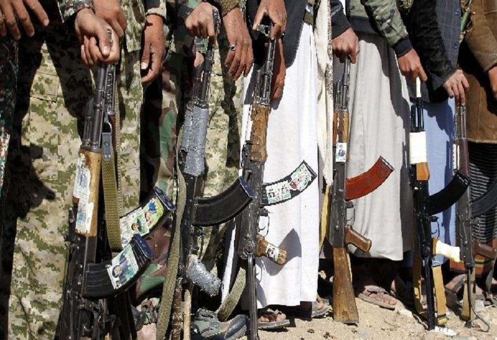 Υεμένη: 264 αντάρτες Χούθι σκοτώθηκαν σε αεροπορικές επιδρομές κοντά στη Μαρίμπ