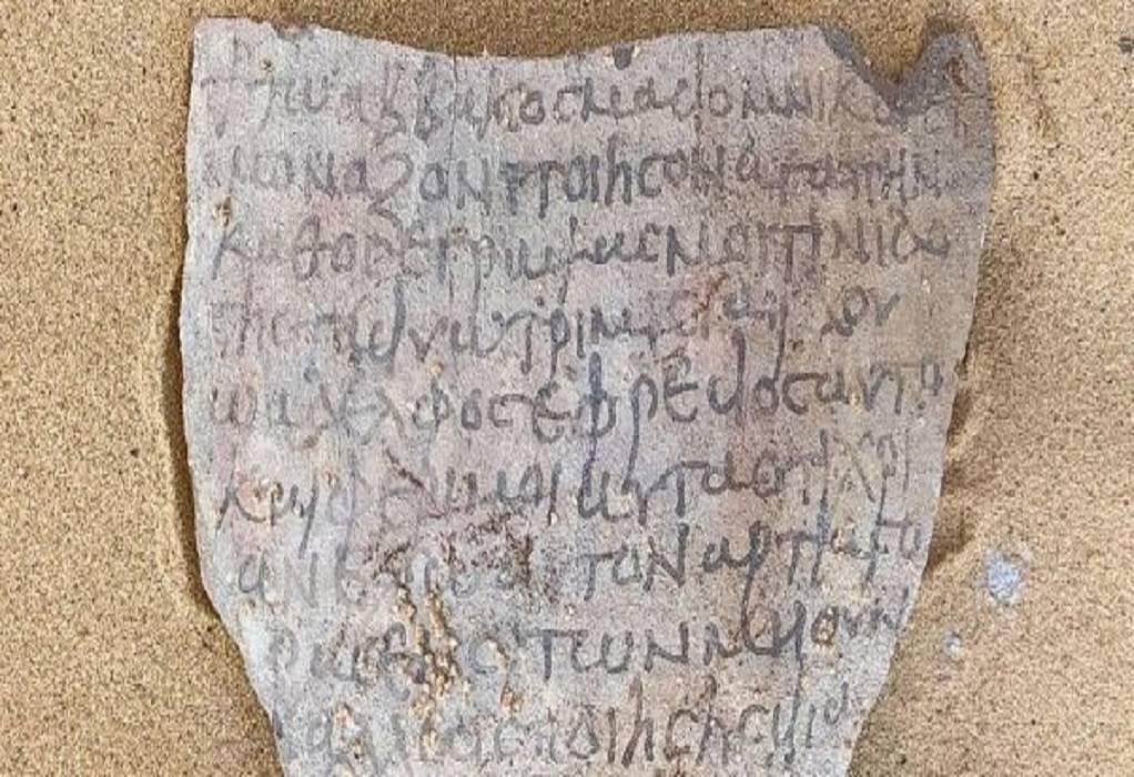 Αίγυπτος: Με ελληνικές τοιχογραφίες ανακαλύφθηκε το παλαιότερο μοναστηριακό μνημείο