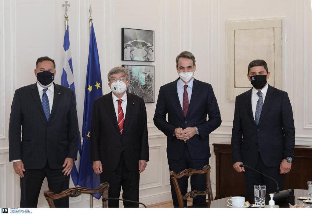 Αυγενάκης: Τι συζητήθηκε στην συνάντηση με τον πρόεδρο της ΔΟΕ