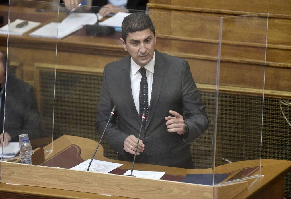 Αυγενάκης για καταγγελίες στην ενόργανη: «Μόλις υπάρξουν στοιχεία θα κινηθούμε άμεσα»