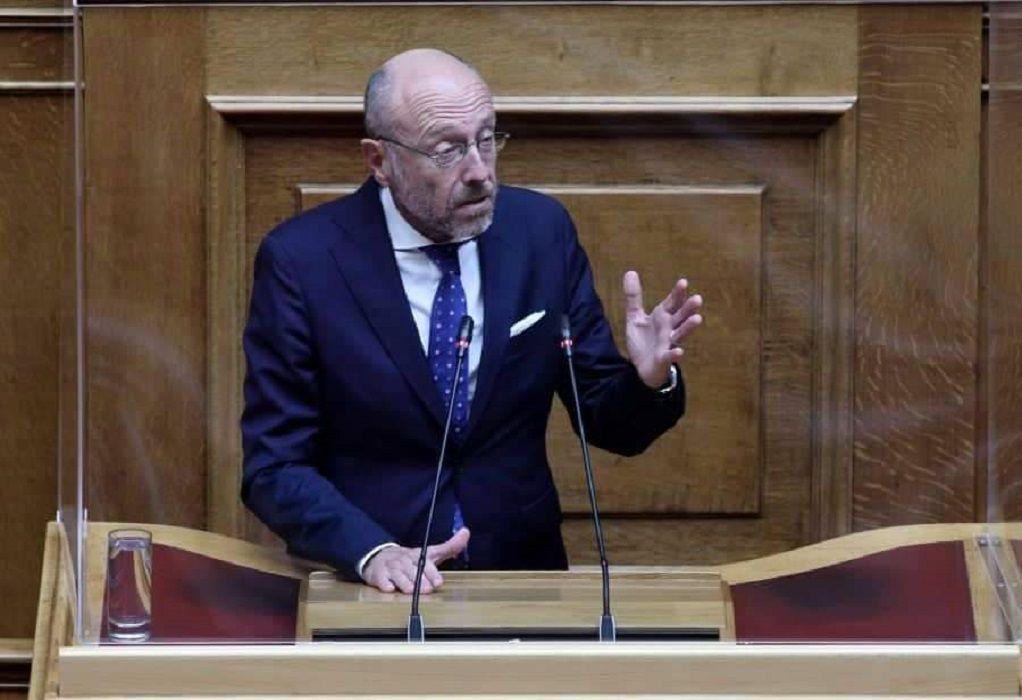 Δ. Βαρτζόπουλος: Απογοητευτικό το Νέο Ευρωπαϊκό Σύμφωνο για την Μετανάστευση