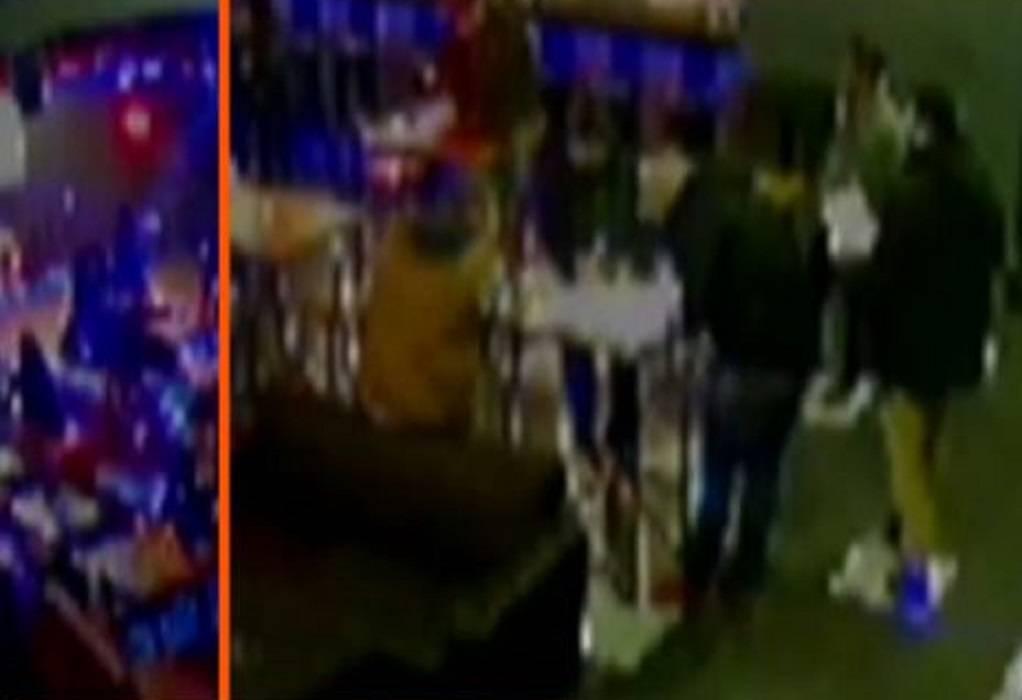 Λιοσιών: Η έφοδος στο νυχτερινό κέντρο που λειτουργούσε παράνομα (VIDEO)