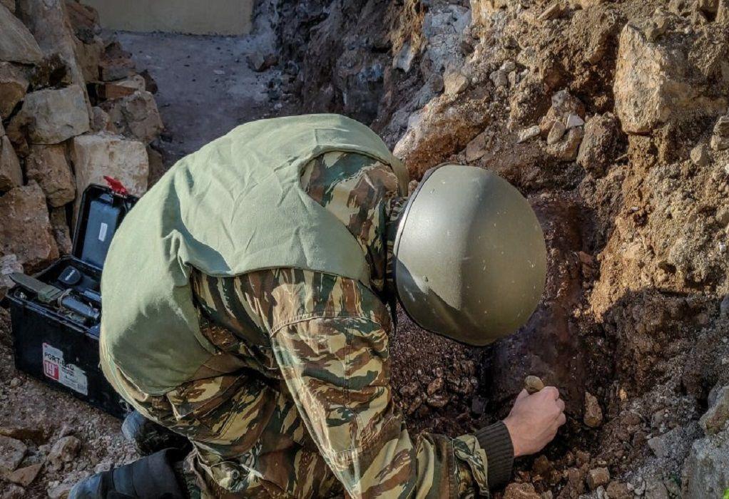 Βρέθηκε βόμβα του Β' Παγκοσμίου Πολέμου στον Ασπρόπυργο