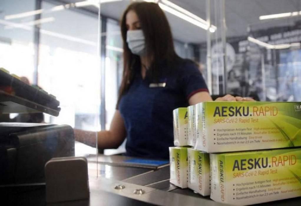 Γερμανία: Αldi και Lidl ξεπούλησαν τα rapid tests