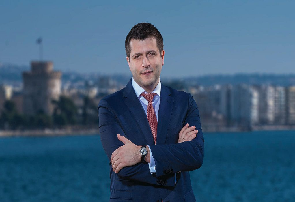Ο Γιάννης Μουζενίδης στο «τιμόνι» της Mouzenidis Group