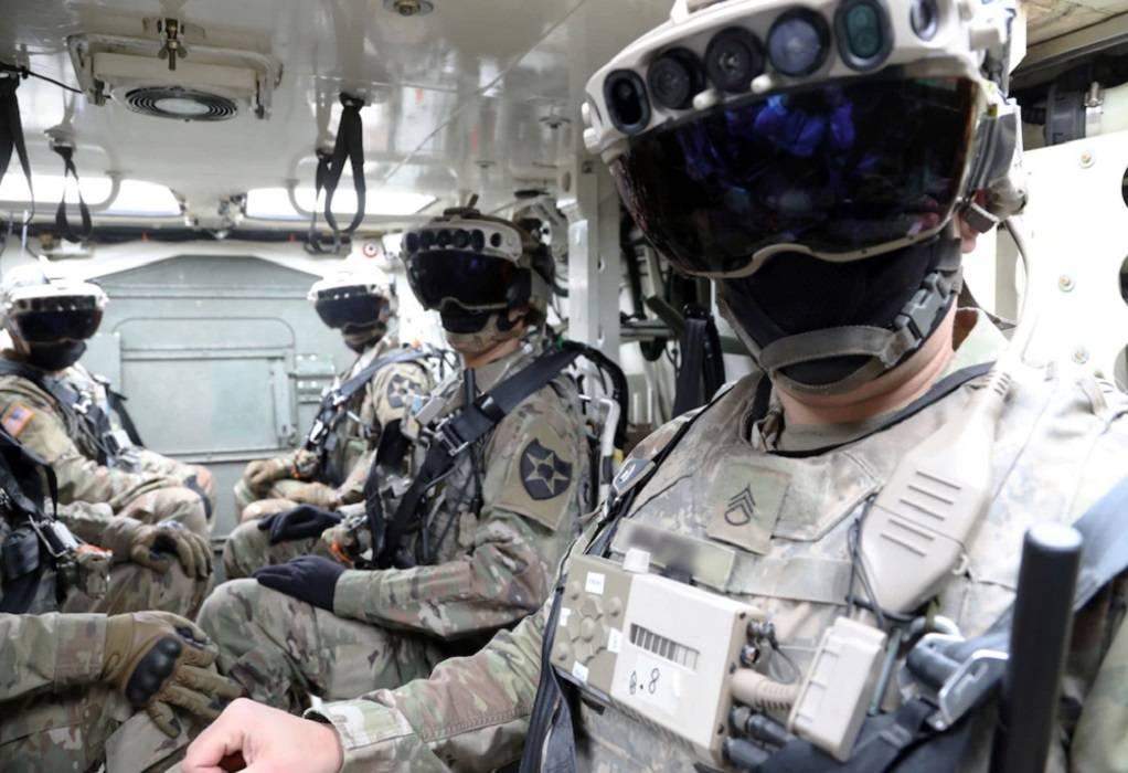 ΗΠΑ: Γυαλιά επιτρέπουν στους στρατιώτες να βλέπουν μέσα από τοίχους