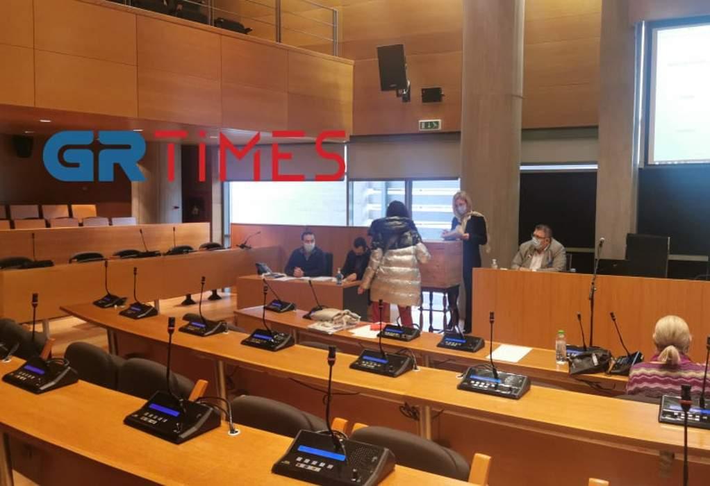 Σε εξέλιξη η ψηφοφορία για τον νέο πρόεδρο του Δημοτικού Συμβουλίου Θεσσαλονίκης