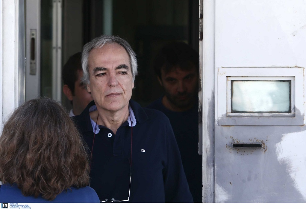 Κουφοντίνας: Απορρίφτηκε αίτημα για αναστολή της μεταγωγής του στις φυλακές Δομοκού
