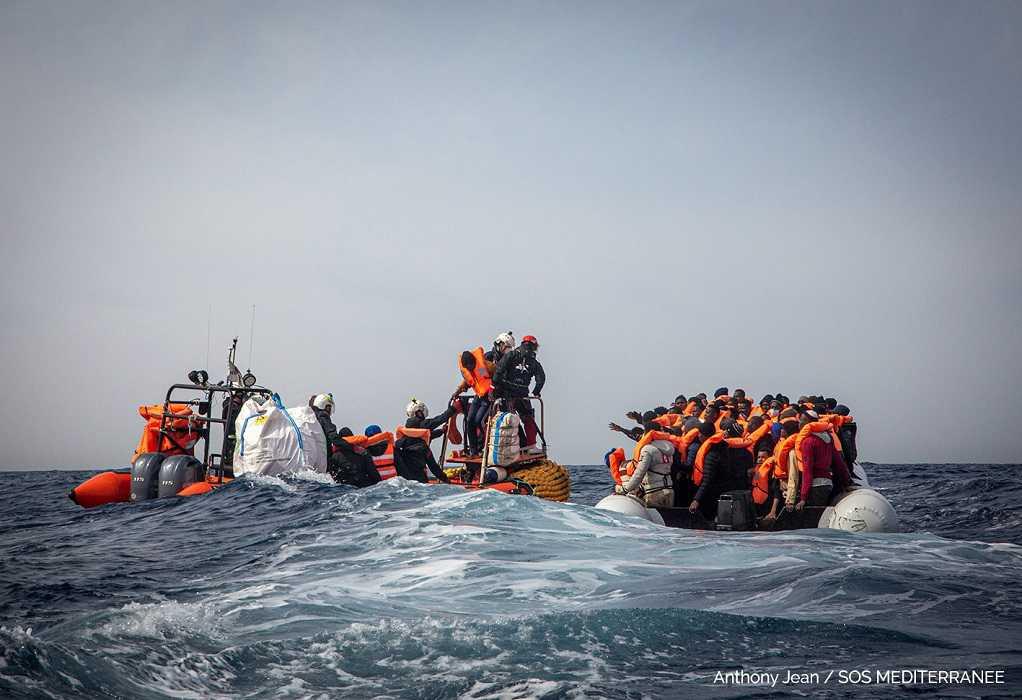 Λιβύη: Έντεκα μετανάστες πνίγηκαν από ανατροπή πλοιαρίου